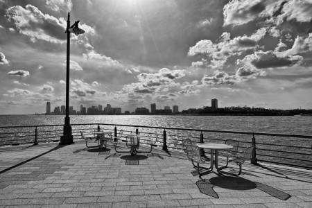 Chelsea Pier - New York Fine Art Photography - Joe Ligammari