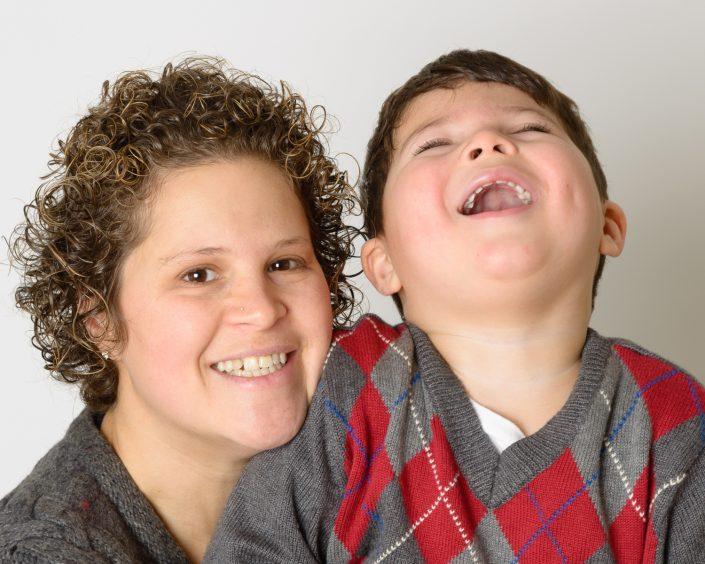 Nicholas and Mom - Joe Ligammari Photography